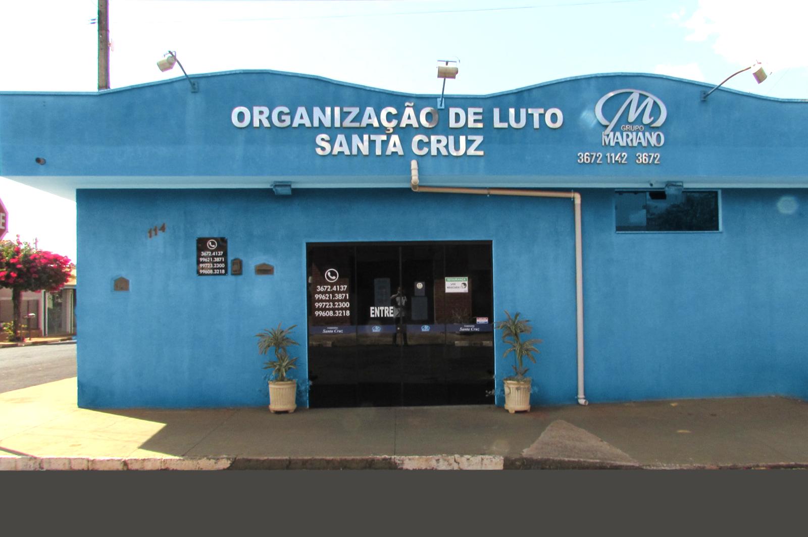 Funerária Santa Cruz – Santa Cruz das Palmeiras - SP